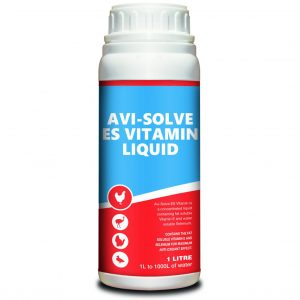 Ashkan - Avi-Solve ES Vitamin Liquid